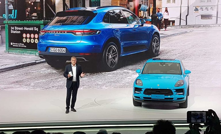 Porsche Macan: Für Chinesen der Einstieg in die Marke