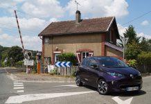 Der Renault Zoe R110. Foto: AG/Flehmer
