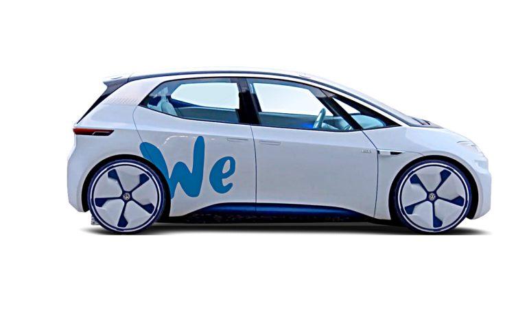 VW-Manager sollen Elektroautos als Dienstwagen fahren