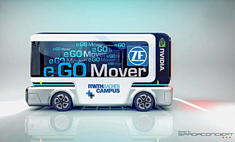 Mit dem People Mover in die Zukunft der Mobilität