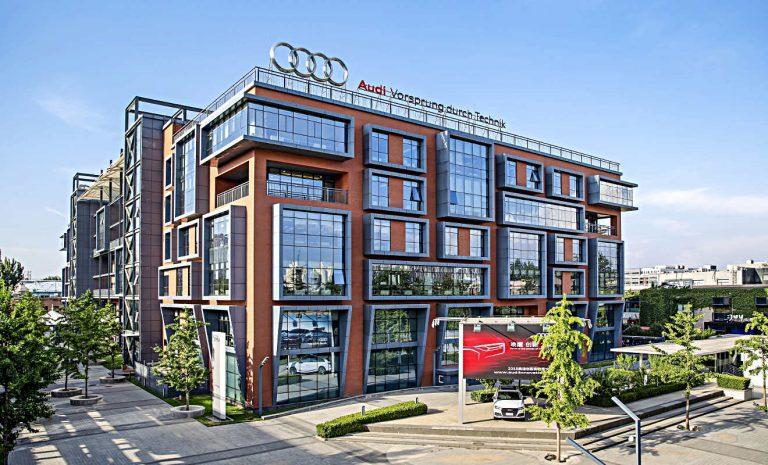 Owsianski wird neuer China-Chef von Audi