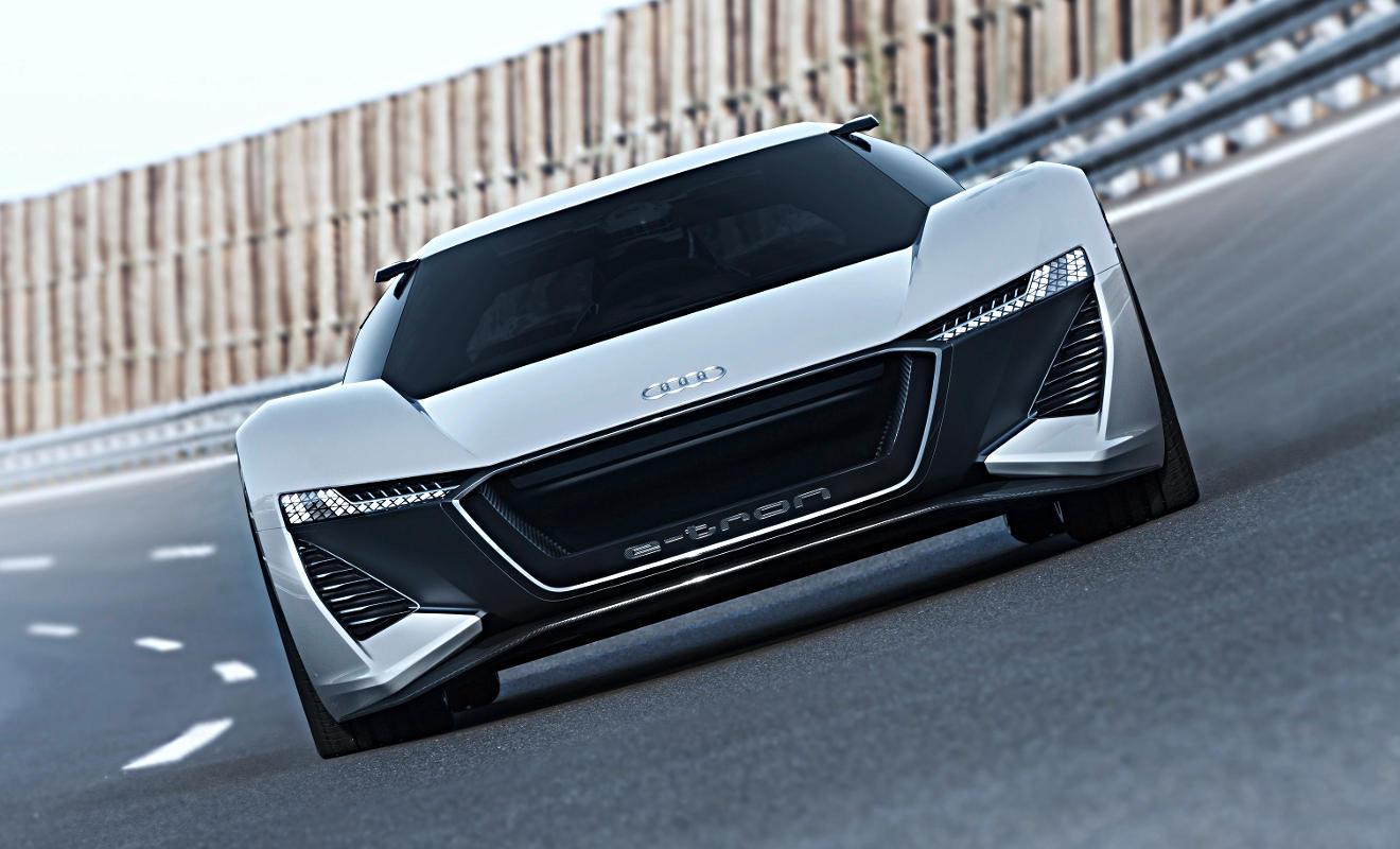 Audi PB18: Werben für die elektrische Revolution - Autogazette.de