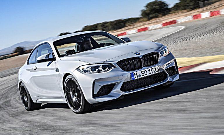 BMW M2: Voll auf Competition