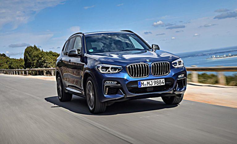 BMW X3 20d: Wahl der Vernunft