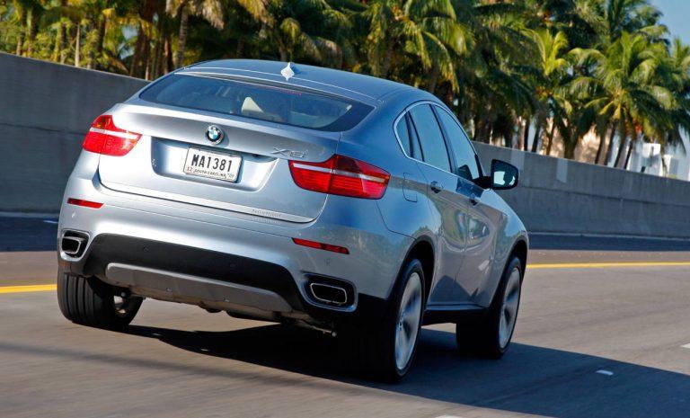 Gebrauchter BMW X6 ohne größere Beanstandungen