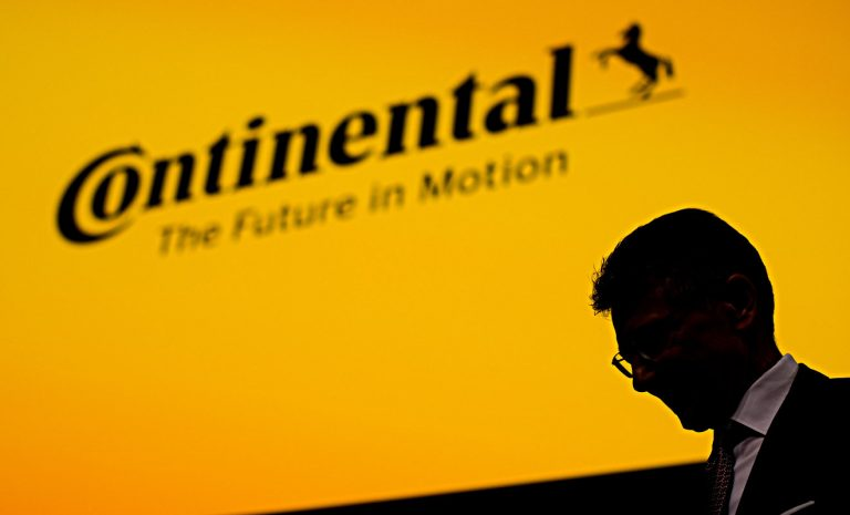 Autozulieferer Continental senkt Prognose
