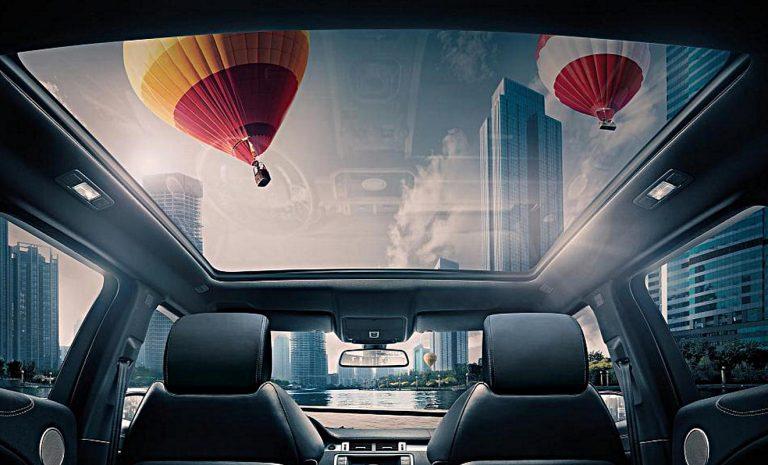 Land Rover bringt den Himmel ein Stück näher