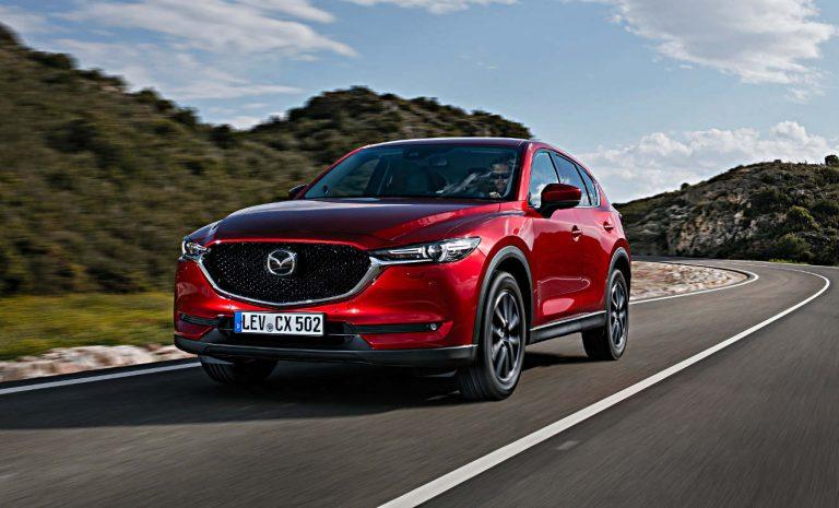 Mazda CX-5 bei Autodieben besonders beliebt