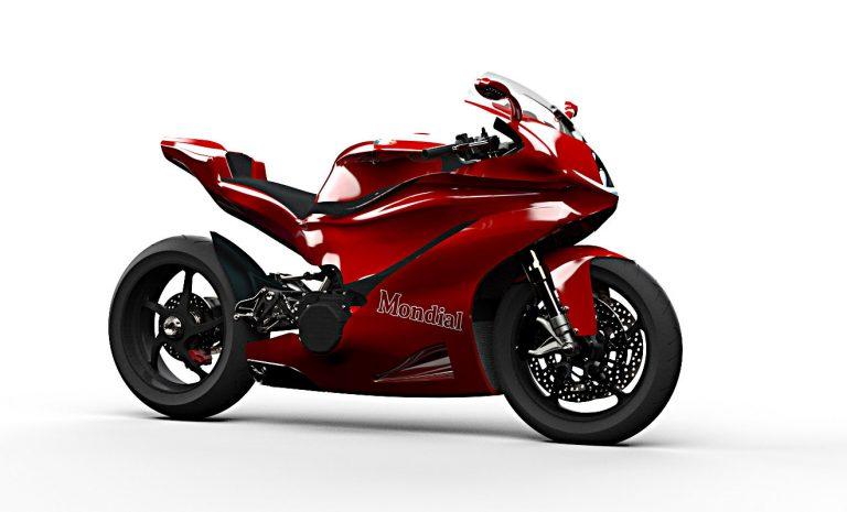 Mondial Moto VR5: Supersportler mit Fünfzylinder