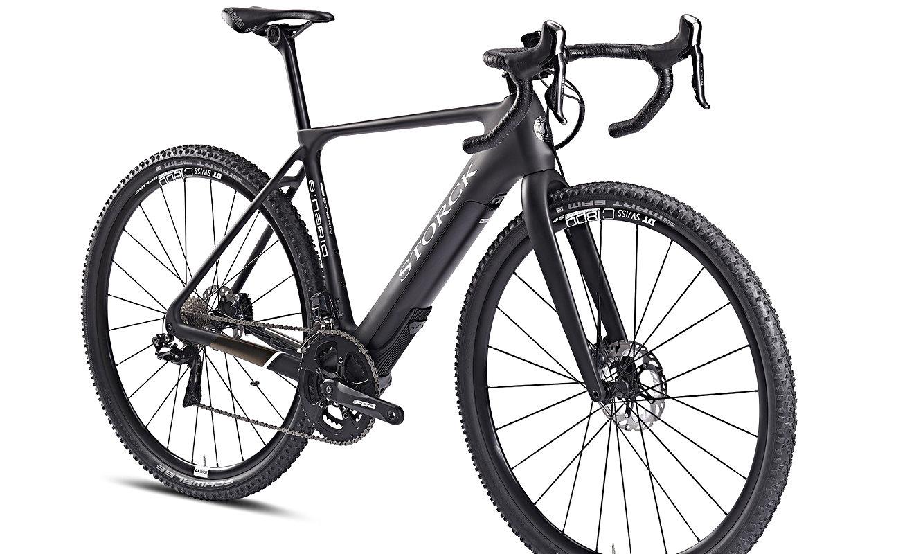 storck bietet e antrieb f r rennrad und mountainbike. Black Bedroom Furniture Sets. Home Design Ideas