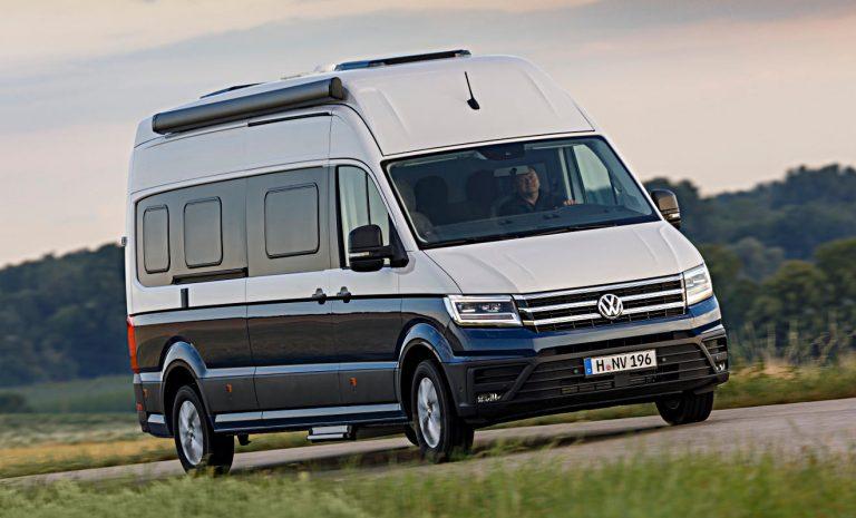 VW Grand California 600: Reisen ohne Kompromisse
