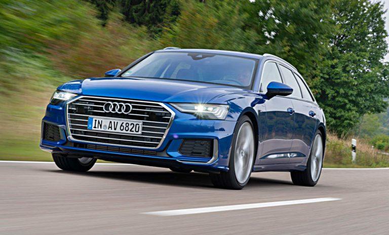 Audi A6: Beim TÜV Liebling der Prüfer