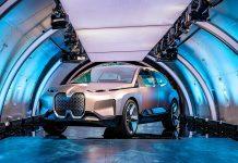 Die Vision iNext. Foto: BMW