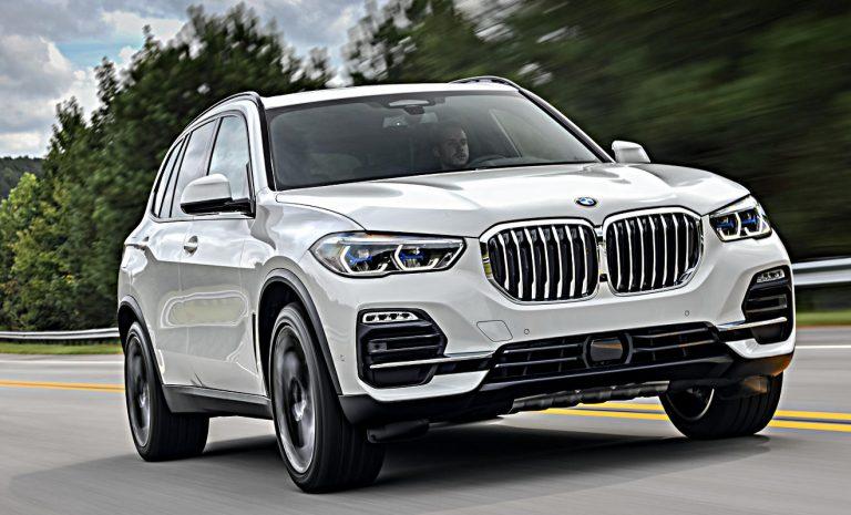 BMW X5: Ein SUV für die Langstrecke