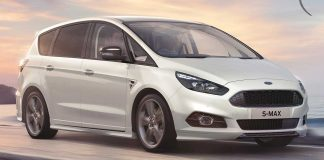 Der Ford S-Max. Foto: Ford