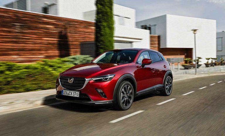 Mazda CX-3: Nichts zu meckern