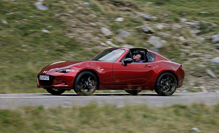 Mazda MX-5: Mehr Leistung für den Retter