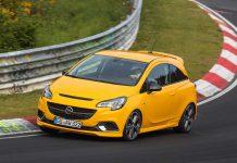 Der neue Opel Corsa GSi. Foto: Opel