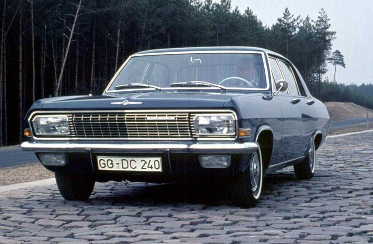 Ein Opel Kapitän. Foto: OPel