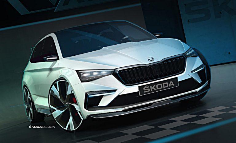 Skoda Vision RS: Nachhaltig, nicht nur beim Antrieb