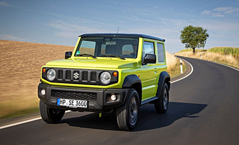 Suzuki Jimny: So gut wie nie zuvor