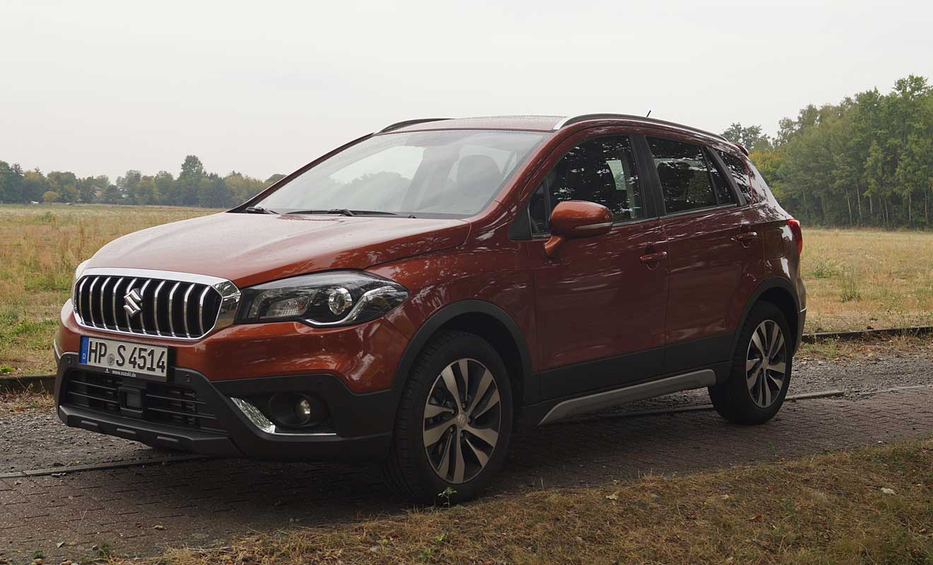 Suzuki-SX4-S-Cross-Wenig-rger-beim-T-V