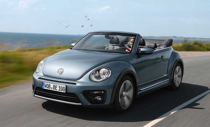 Der VW Beetle. Foto: VW