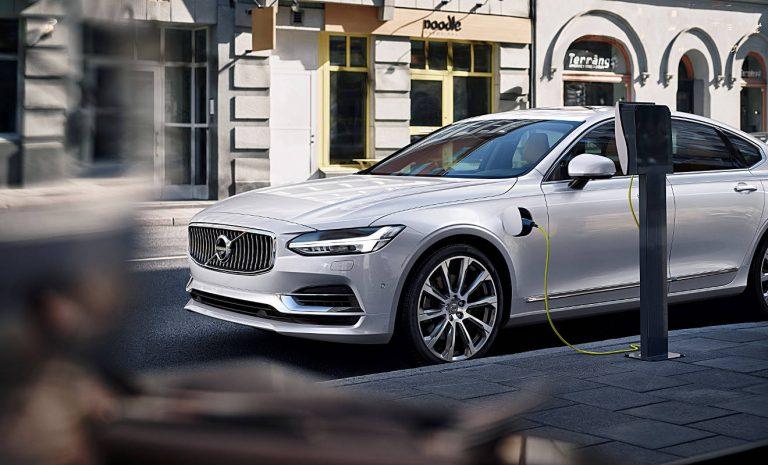 Volvo erwartet Absatzplus von Plug-in-Hybriden