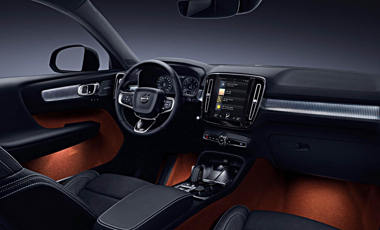 Volvo Xc40 Kleiner Aufsteiger Autogazette De