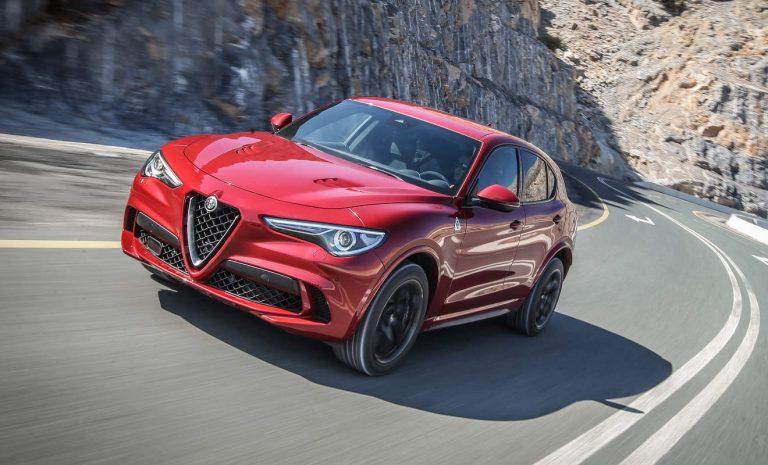 Alfa Romeo Stelvio QV: Bizarr und spaßig zugleich