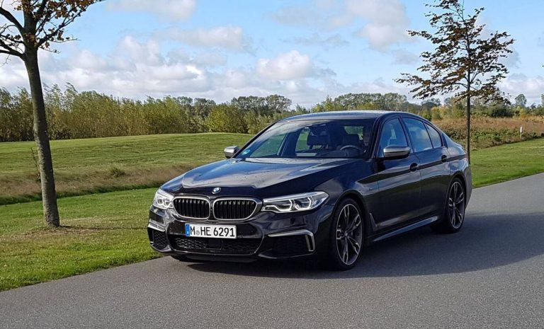 BMW M 550d: Der Performance-Hammer