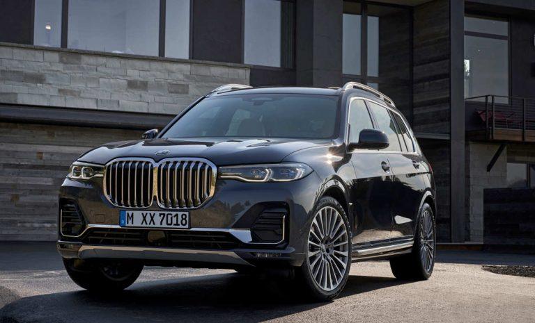 BMW X7: Oberklasse-SUV mit vielen Finessen