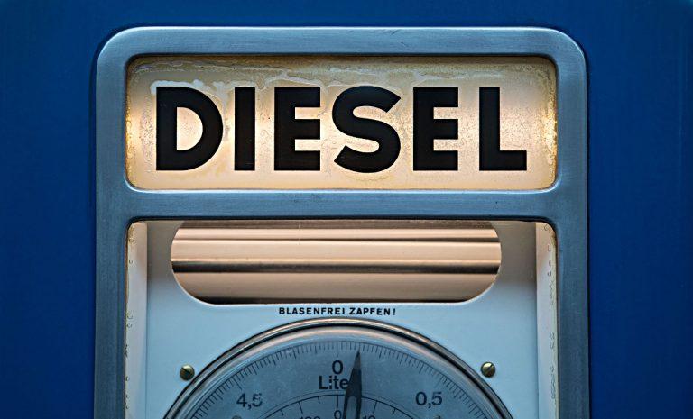 Diesel wird in Deutschland zum Auslaufmodell