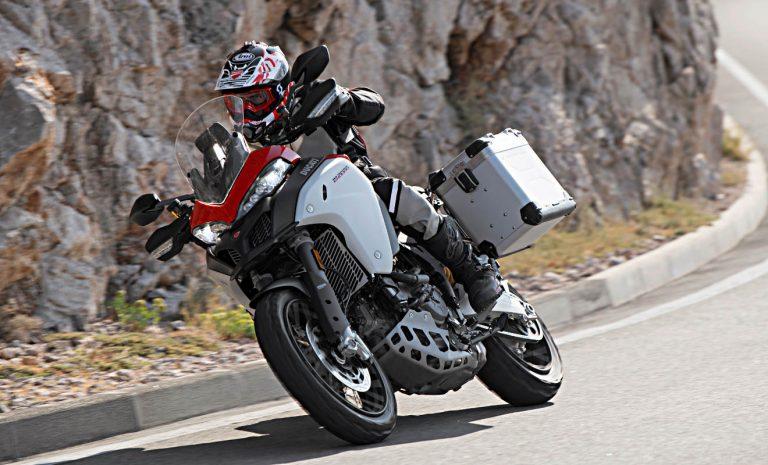 Ducati Multistrada Enduro: Offroader mit 158 PS