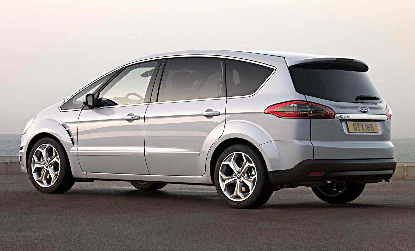 Gebrauchter Ford S Max Fahrwerksprobleme Inklusive Autogazette De