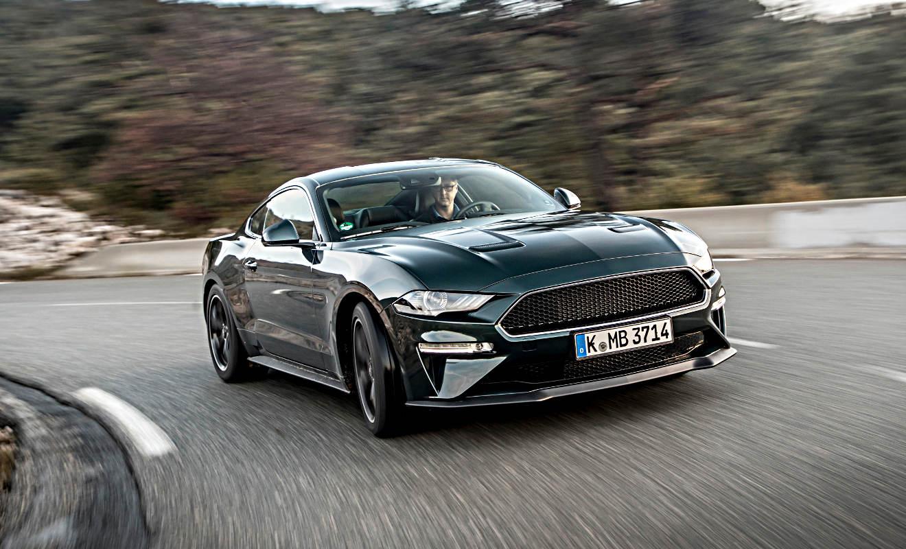 Ford Mustang Bullitt Zuruck In Die Roaring Sixties Autogazette De