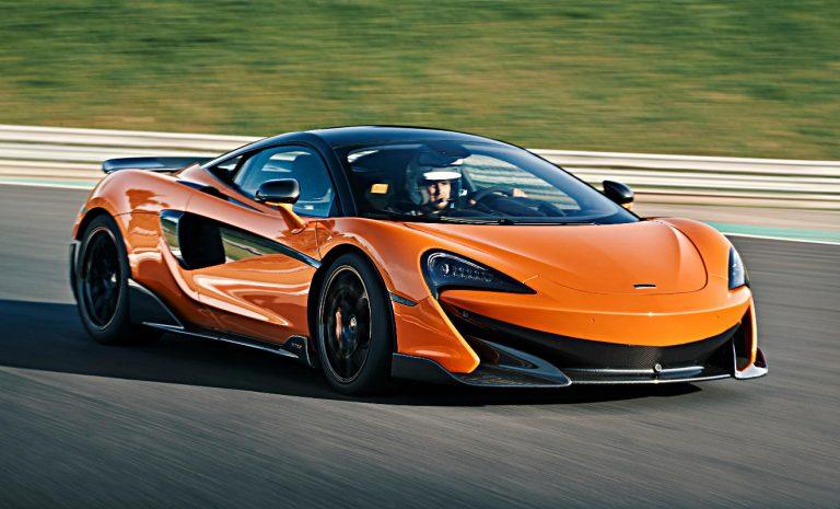 McLaren 600 LT: Gemacht für die Rennstrecke