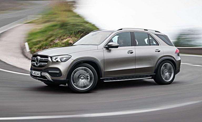 Neuer Mercedes GLE startet ab 66.000 Euro