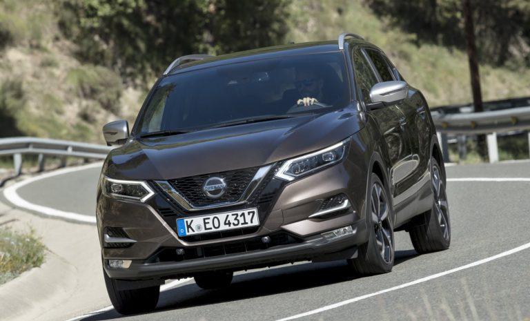 Nissan Qashqai: Neue Kraft aus vier Zylindern