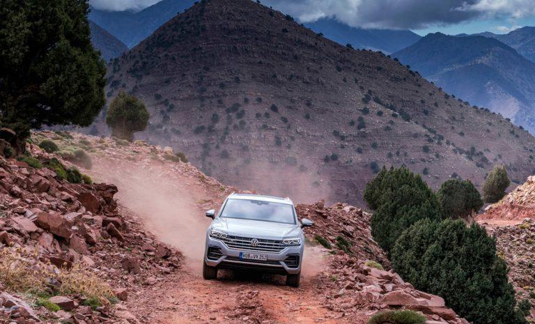 VW Touareg: Edel-SUV statt Esel