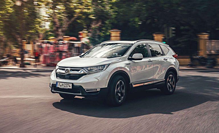 Honda CR-V: Ein Hybrid geht seinen eigenen Weg