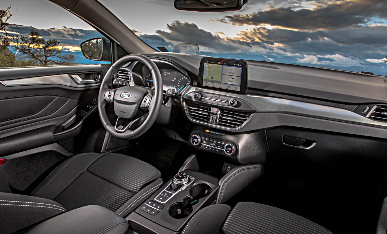 Ford Focus Turnier Einer Fur Alles Autogazette De