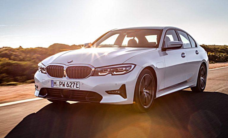BMW 330e: Rein elektrisch bis zu 60 Kilometer