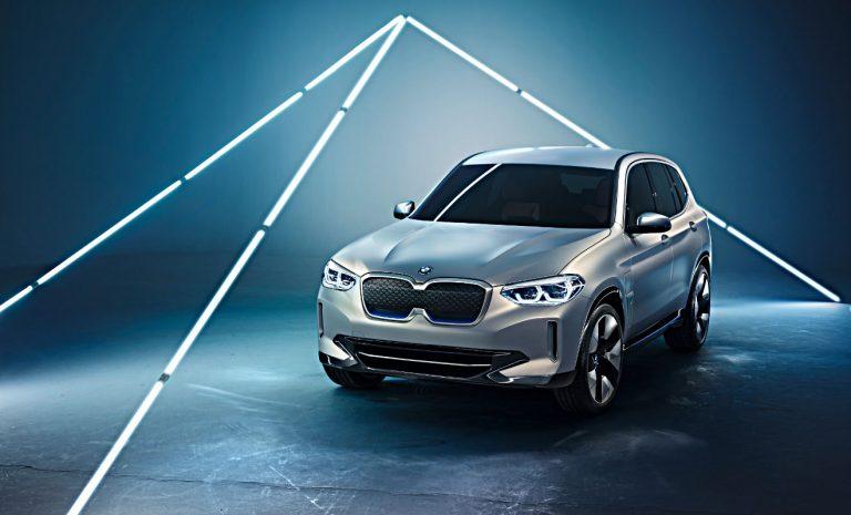 BMW: Verhalten in die Elektro-Mobilität