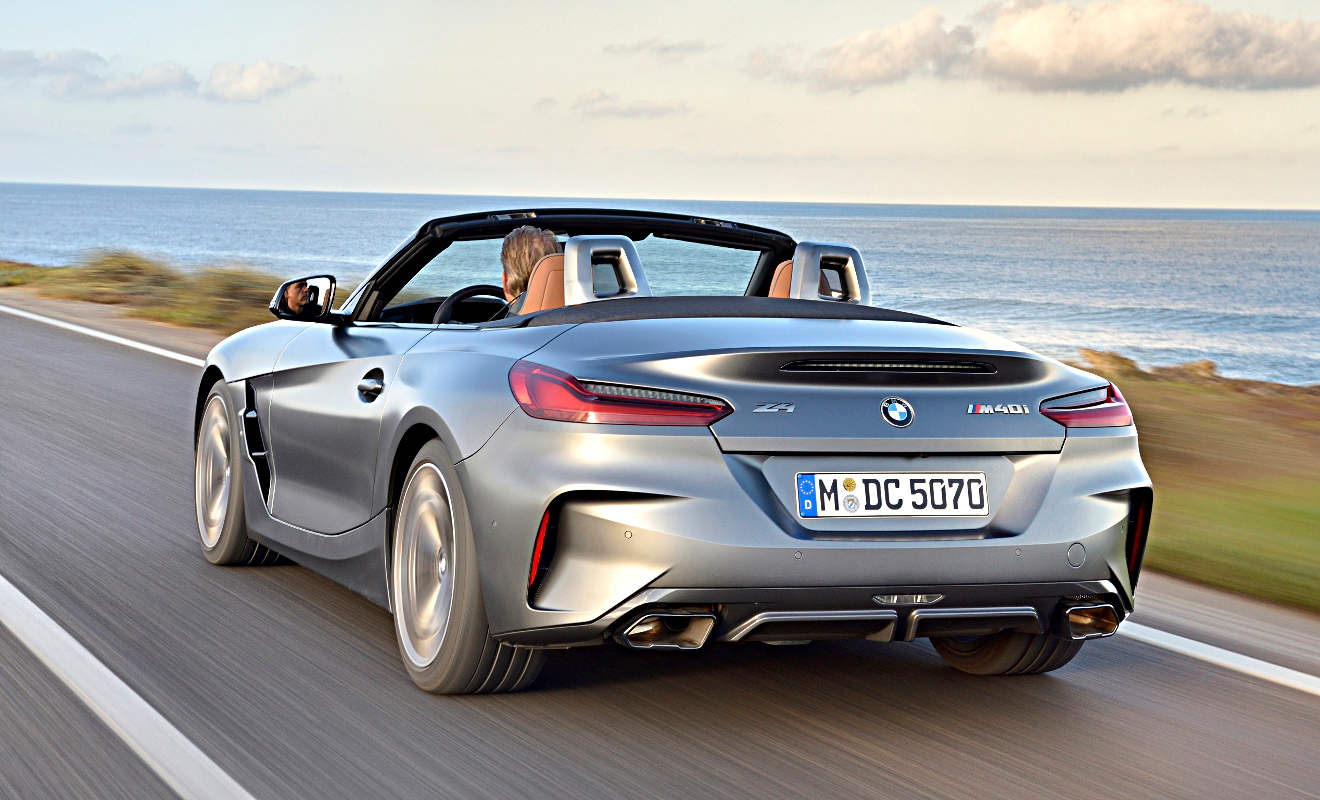 2020 BMW Z4 Roadster New Review