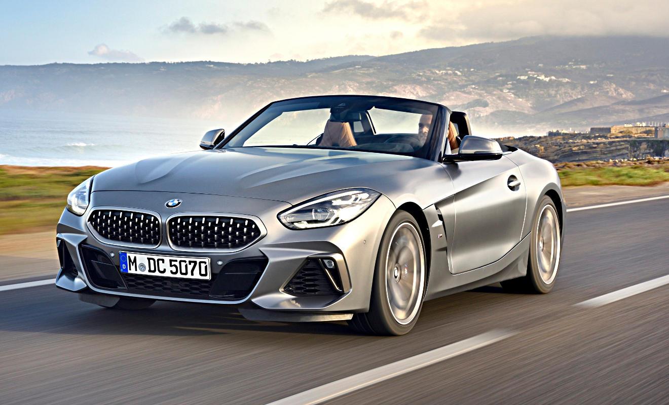 Bmw Z4 Der Neue Ist Fast Zu Perfekt Autogazette De