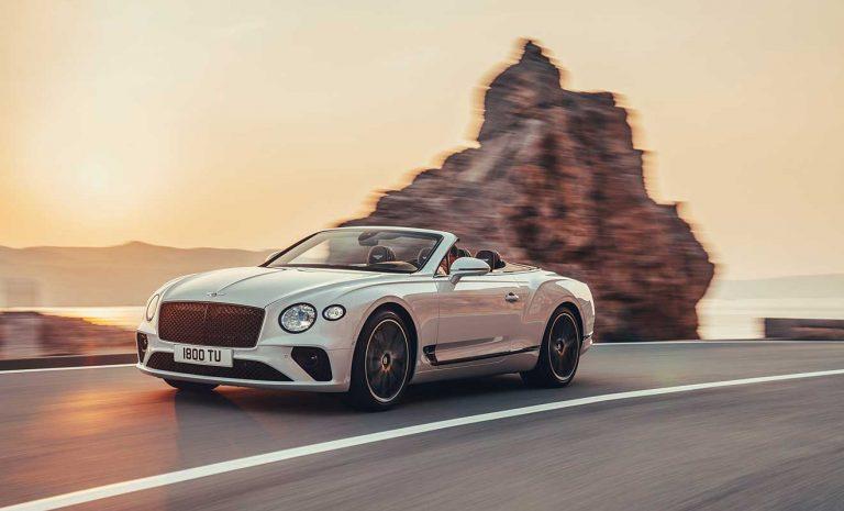 Bentley öffnet auch neuen Continental GT