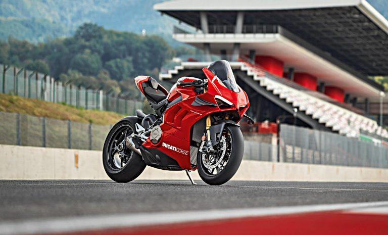 Ducati krönt die Panigale-Baureihe