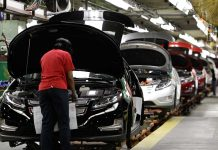 General Motors baut Stellen ab. Foto: dpa