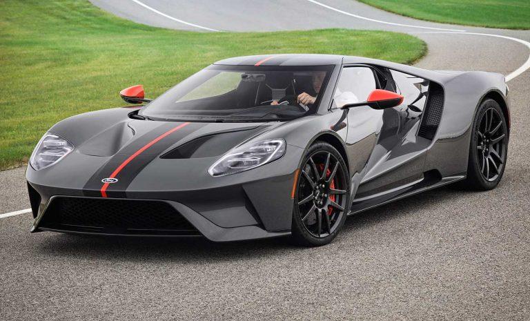 Ford carbonisiert Supersportler GT